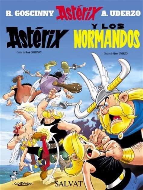 astrix y los normandos 8421688529 ast 233 rix colecci 243 n la colecci 243 n de los 225 lbumes de ast 233 rix el galo ast 233 rix y los normandos