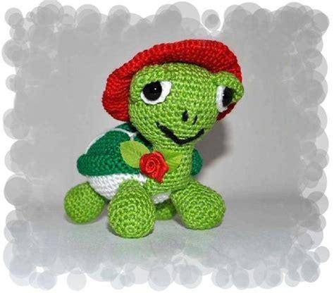 crochet pattern tutorial amigurumi turtle rosalie