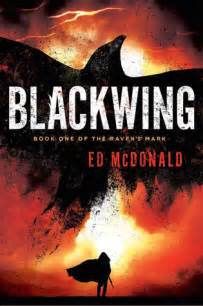 blackwing the ravens mark 147322201x dystopia books