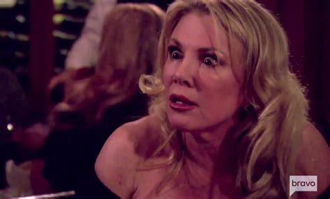 bethenny frankel clashes with ramona singer on rhony ramona singer flips at bethenny frankel on the real