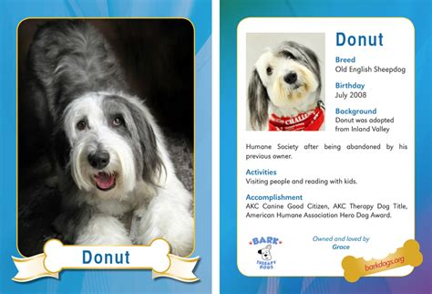 therapy trading cards template donut therapy trading card photogs custom