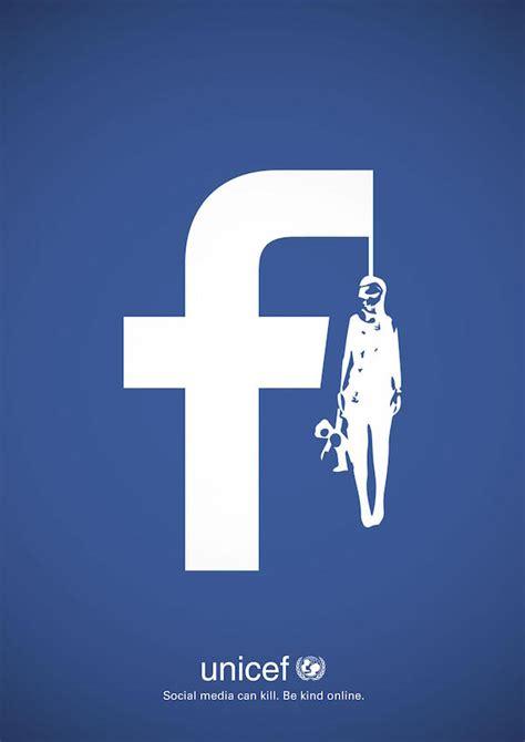 Pop Design by Brilliant Remixes Of Social Media Logos Warn Against Cyber
