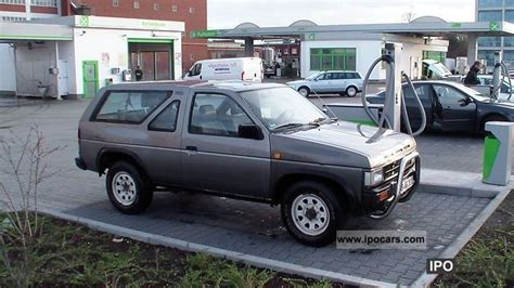 nissan terrano 1990 1990 nissan terrano 4 2 car photo and specs