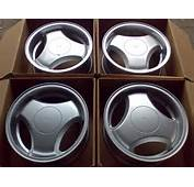 Complete Set Of 4 Super Aero Wheels In 16 For Saab 900 Classic And