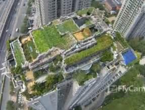 Interior Cracks In Walls Beijing Roof Top Mountain Mansion Demolition Begins