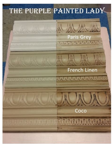 french linen   The Purple Painted Lady