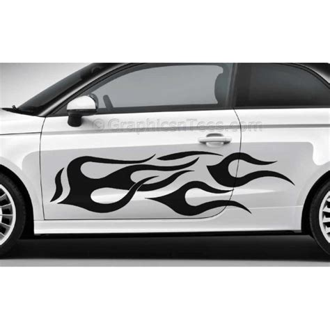 Large Car Stickers