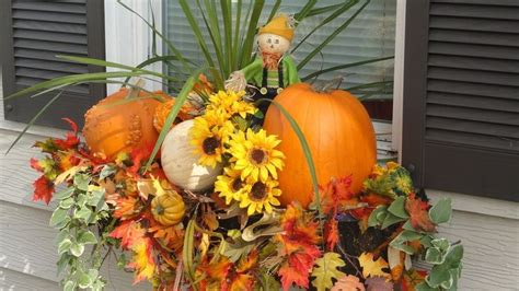 decorating window boxes for fall decorating window boxes for fall my fall window boxes