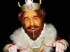 pictures of the king interceptube td de burger king interceptado