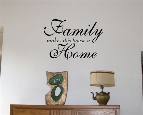wall lettering stickers wall decals family home lettering wall stickers decals by digiflare