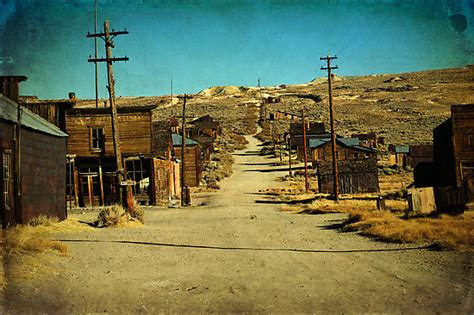 quot old mining gold ghost town great wild west of california america bodie national state park