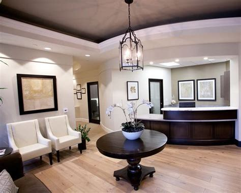 Dr Woods Office 25 best ideas about modern reception area on