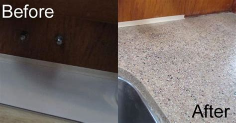 Restoring Laminate Countertops by Restoring Formica