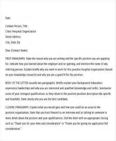 Letter Of Intent Application Exle Letter Of Intent Formats 53 Exles In Pdf Word