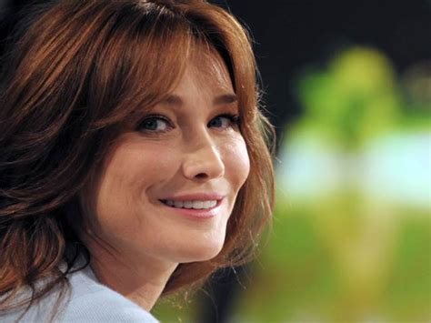 Bruni Set carla bruni on media they get really today