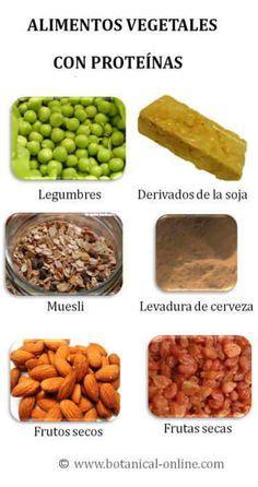 alimentos con mas prote nas 1000 images about fuentes de prote 237 nas vegetales on