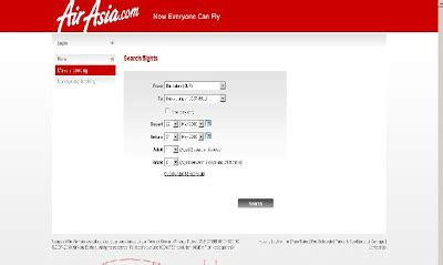 airasia flight booking air asia online booking ticket check in information