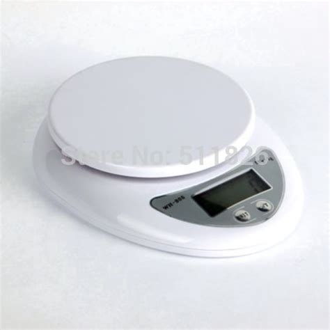accurate digital scale 5kg 1g household kitchen cooking