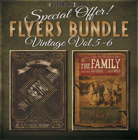 best photos of exles flyers bundle flyer poster templates thecreativecat 28 images