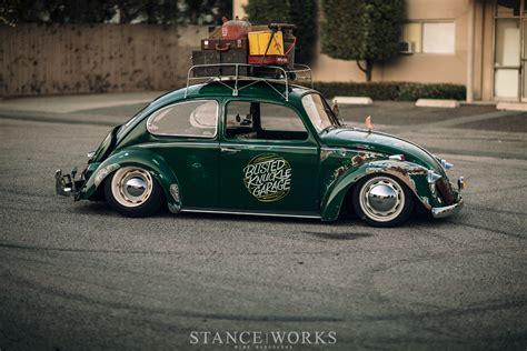 stanced volkswagen beetle vw beetle stanceworks