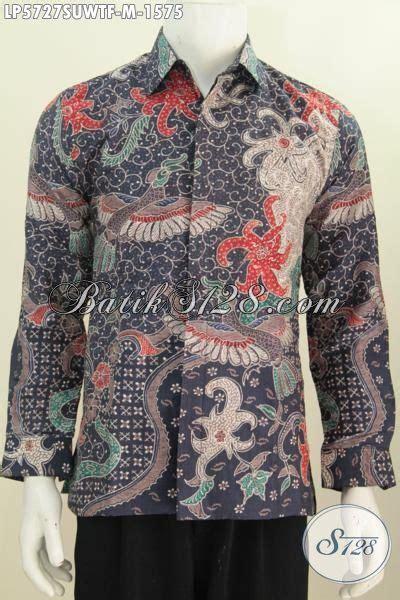 Kemeja Anak Lengan Panjang Kode Jls012 1 kemeja batik mewah berbahan motif bagus dan berkelas