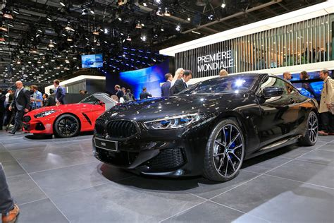Who Makes Bmw by Bmw 8 Series Makes Its Awaited Motor Show Debut