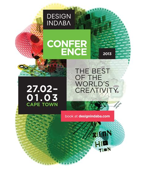 Design Poster Conference | bringing the design world to south africa design indaba