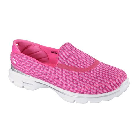 Skechers Original 1000 Garansi skechers go walk 3 womens pink resalyte fitness road sports shoes ebay
