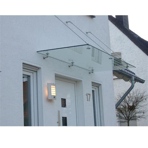 Awning Door Canopy Glasvordach 250x90cm V1