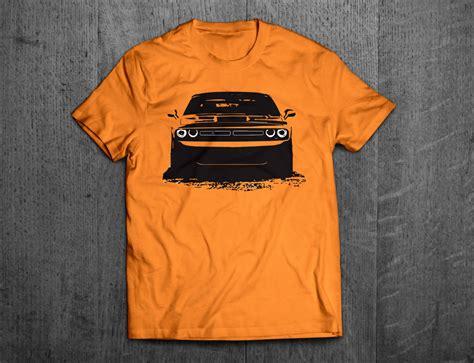 Dodge Shirt by Dodge Challenger Shirts Srt8 Shirts Challenger T Shirt Cars