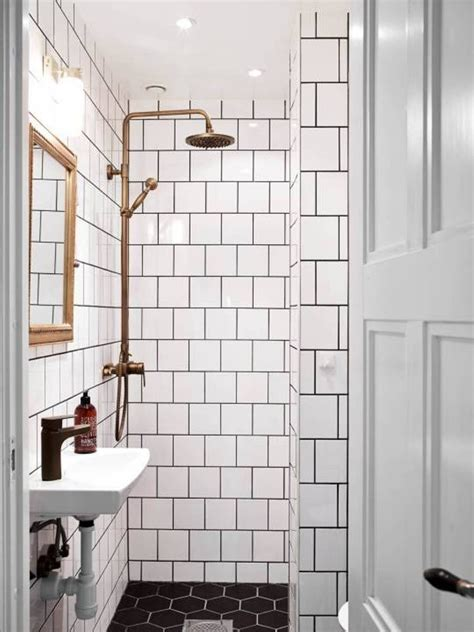 white subway tile bathroom pictures amazing home design