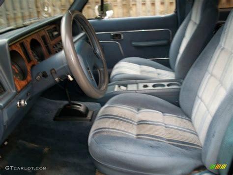 1988 ford bronco ii xlt 4x4 interior photos gtcarlot