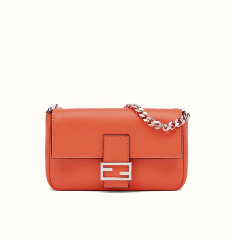 Fendi Micro fendi micro baguette and peekaboo bag reference guide spotted fashion