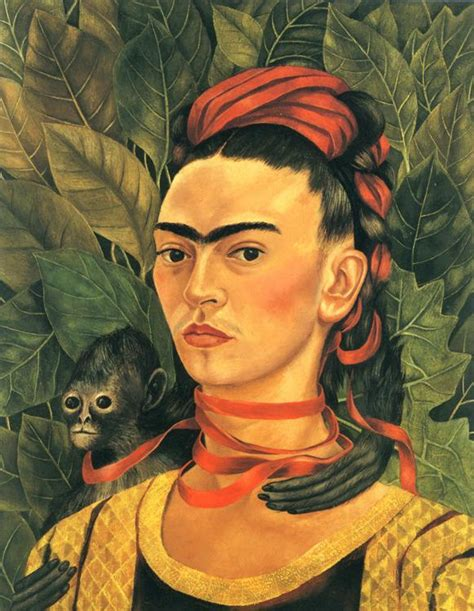 Frida Kahlo Biography Artwork | under fashion arrest frida κahlo