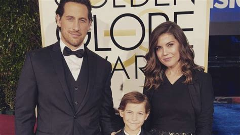 josh ryan evans wife turns out both of room star jacob tremblay s parents are