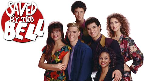 Saved By The Bell by Saved By The Bell Tv Fanart Fanart Tv