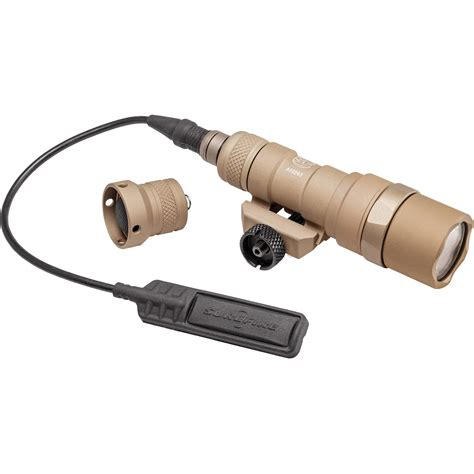 surefire m300 mini scout light compact led weaponlight