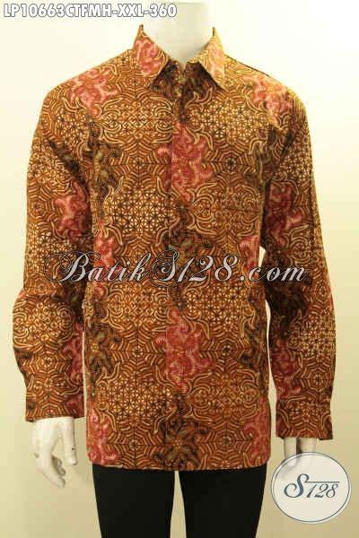 Baju Wanita Dress Panjang Bagus baju batik size model lengan panjang dengan motif