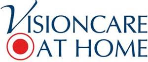 visioncare at home signage