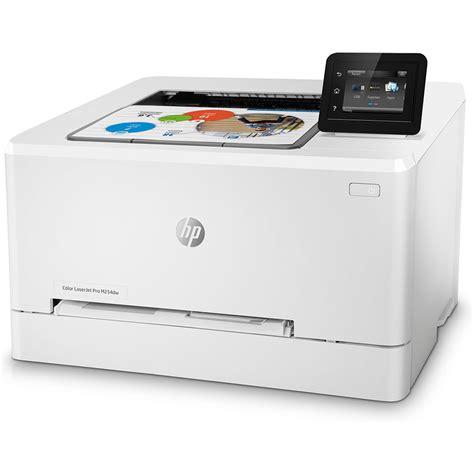hp laserjet color printer hp color laserjet pro m254dw a4 colour laser printer t6b60a