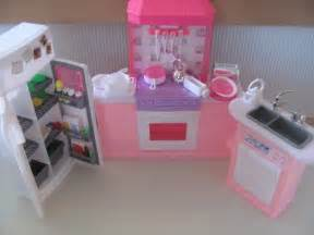 Barbie Kitchen Furniture by Barbie Size Dollhouse Furniture Barbie Clothing