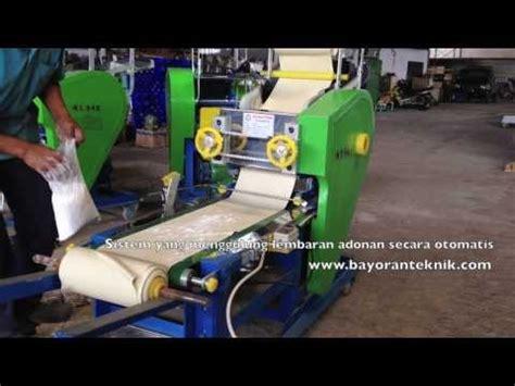 Mesin Honda Multifungsi mesin pembuatan mie multifungsi bisa membuat mie lurus dan keriting