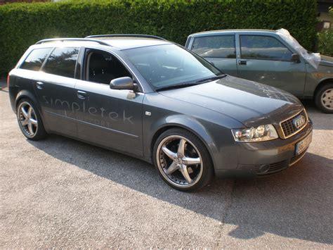 Audi A4 2002 Technische Daten by Audi A4 Avant 2 5 Tdi Quattro Simpletek Tuning