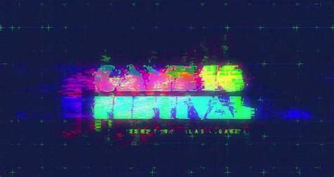 logo glitch tutorial 15 top glitch video templates for adobe after effects