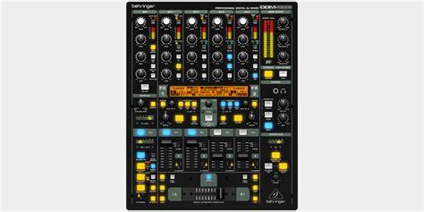 Katalog Mixer Behringer behringer ddm4000 digital pro mixer
