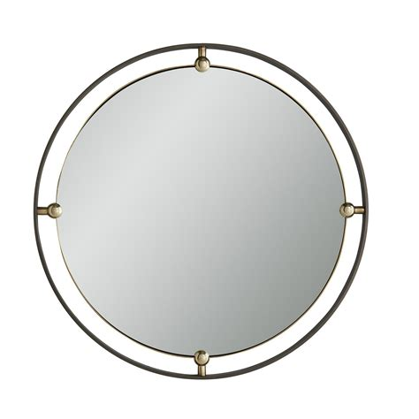 Arteriors Bench Arteriors Home Janey Round Mirror Clayton Gray Home