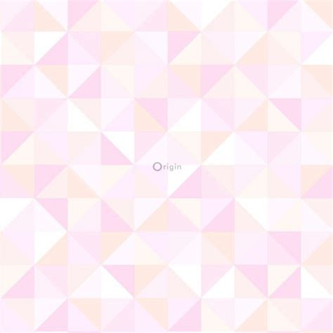 pastel peach pattern hd non woven wallpaper triangles light pastel pink light