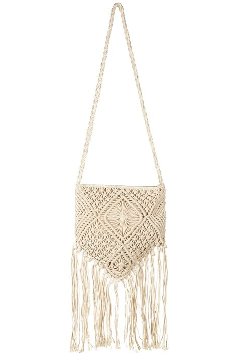 How To Make Macrame Purse - macrame bag
