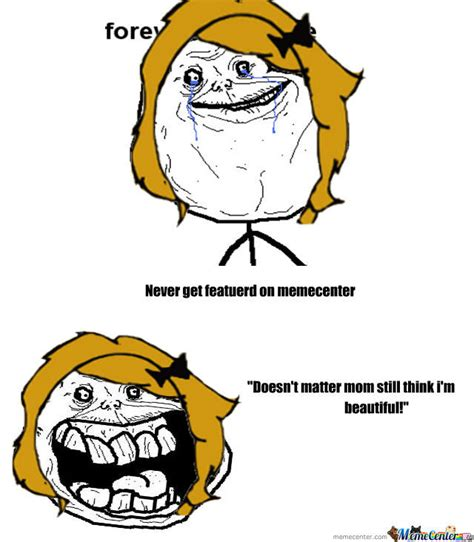 Forever Alone Girl Meme - forever alone girl by katarina stanisavac meme center