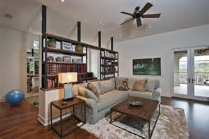 kitchen living room divider ideas bookshelf room divider ideas
